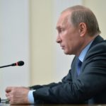 Владимир Путин     Фото: ТАСС/пресс-служба президента РФ, Алексей Дружинин