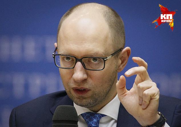 Арсений выдал такие перлы о том, что не позволит «России пройти по Германии, как это было во Второй Мировой войне Фото: REUTERS