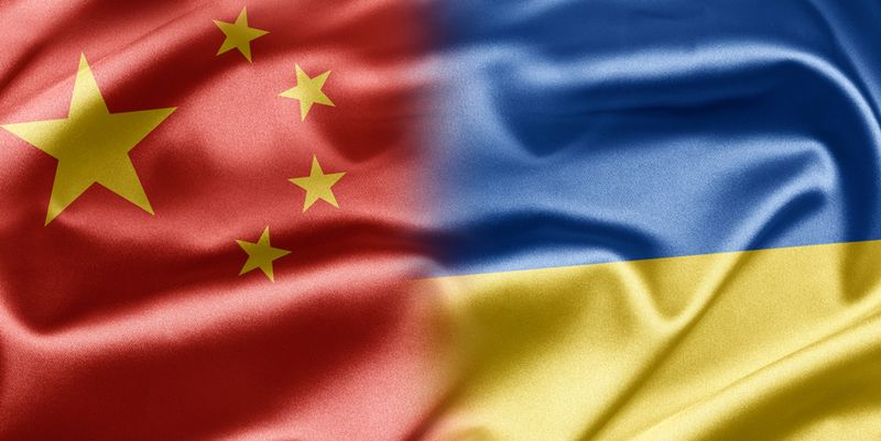 China and Ukraine