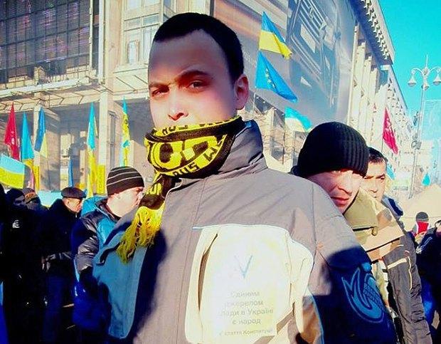 Евгений Кошелюк